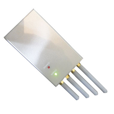 Wholesale High Power Handheld Portable Cellphone+GPS+Wi-Fi Jammer-Omnidirectional Antennas
