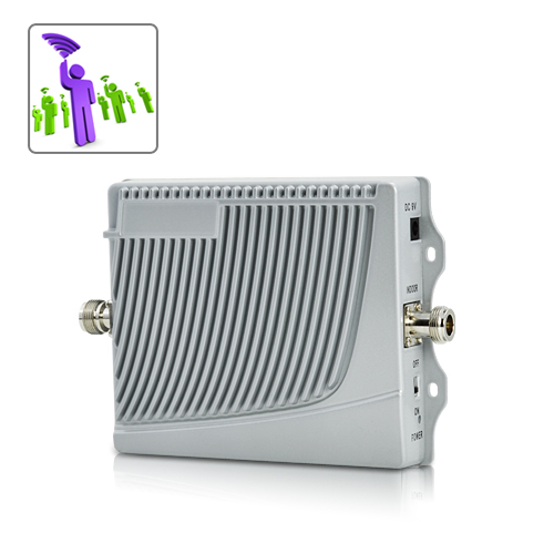 Wholesale Cell Phone Signal Booster (Dual Band GSM 900MHz/1800MHz)-EU