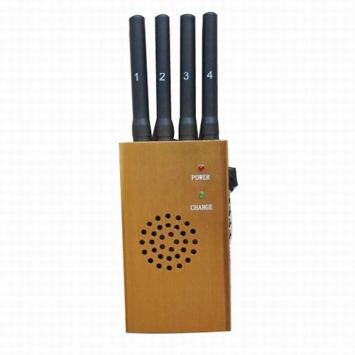 Wholesale High Power Portable GPS and Cell Phone Jammer(CDMA GSM DCS PCS 3G)