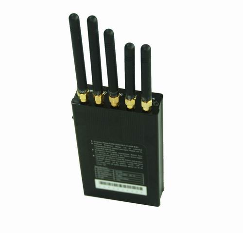 Cell phone jammers for workplace - 5pcs Replacement Antennas for Portable Signal Jammer