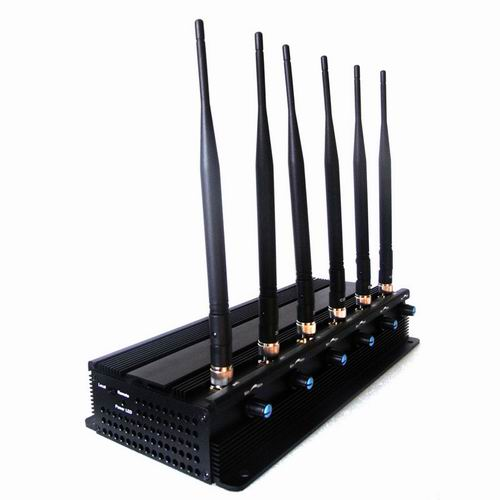 Call phone jammer - Adjustable 3G/4G All Cell phone Signal Jammer & GPS Jammer