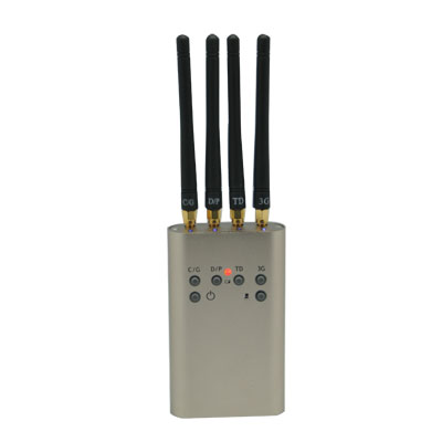 Wholesale Portable Mini Mobile Signal Jammer (GSM/CDMA/DCS/PHS/3G/TD-SCDMA)