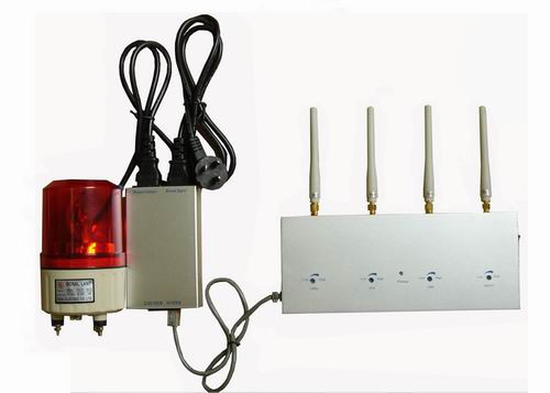 Wholesale All Mobile Phone Signal Detector with Alarming System