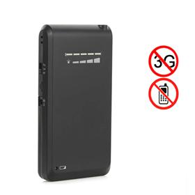Wholesale New Cellphone Style Mini Portable Cellphone 3G & 4G LTE Signal Jammer
