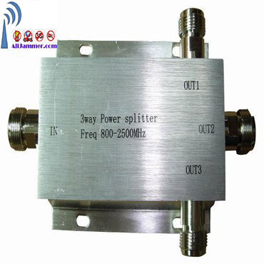 Wholesale 3 way power divider /splitter for signal Repeater/Amplifier/Booster
