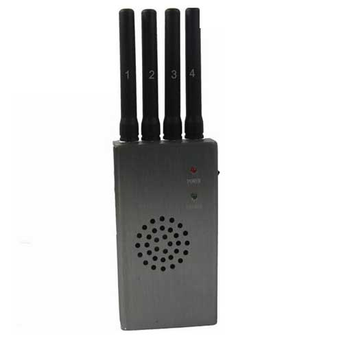 Wholesale Portable High Power Wi-Fi & Cell Phone Jammer with Fan (CDMA GSM DCS PCS 3G)