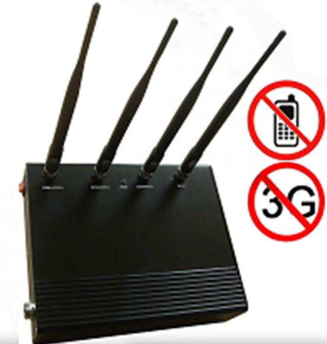 Wholesale 5-Band Cell Phone Signal Jammer