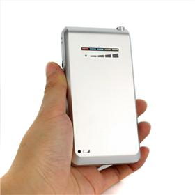 Wholesale New Cellphone Style Mini Portable GPS (GPS L1/L2/L3/L4/L5) Jamme